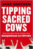 Tipping Sacred Cows book summary