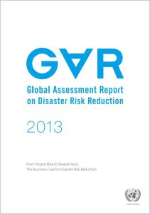 Global Assessment Report on Disaster Risk Reduction 2013 summary
