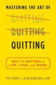 Mastering the Art of Quitting book summary
