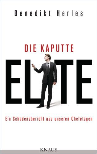 Image of: Die kaputte Elite