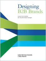 Designing B2B Brands book summary