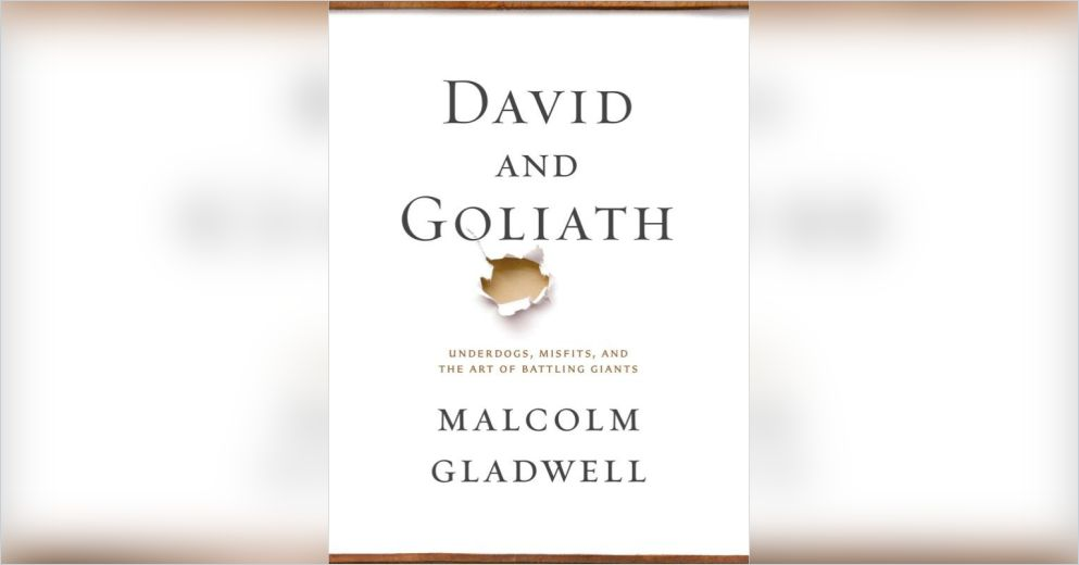 David and goliath summary malcolm gladwell pdf download fandeluxe Image collections