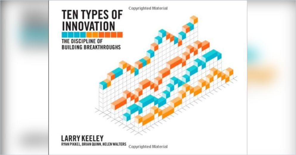 Ten Types of Innovation(Versión en inglés) Resumen gratuito   Larry Keeley  et al.