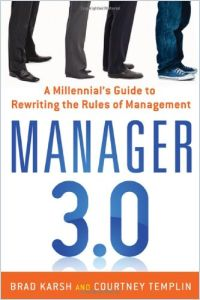 Manager 3.0 book summary