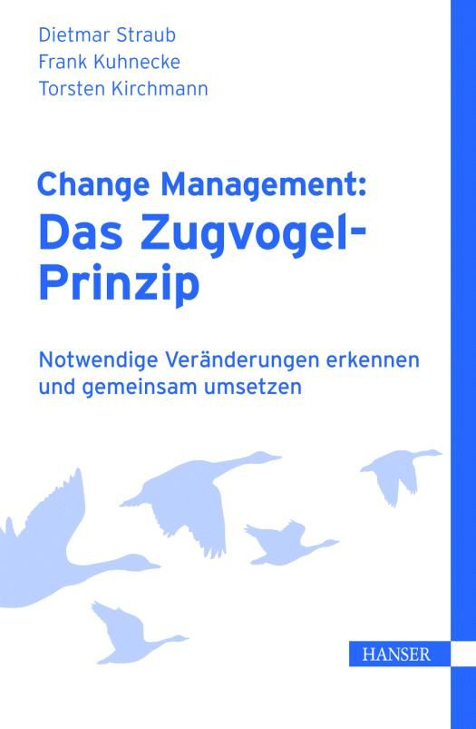 Image of: Change Management: Das Zugvogel-Prinzip