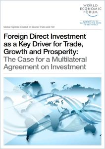 Foreign Direct Investment as a Key Driver for Trade, Growth and Prosperity summary