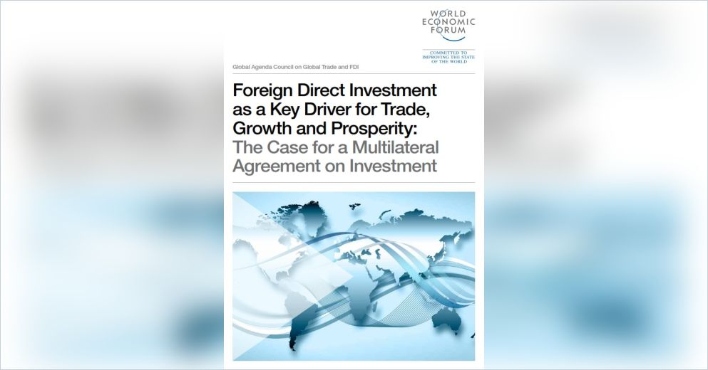 Foreign Direct Investment As A Key Driver For Trade Growth And