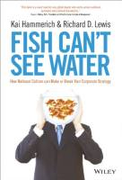 Fish Can't See Water book summary
