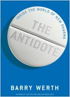 The Antidote book summary