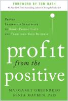 Profit from the Positive book summary