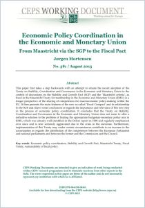 Economic Policy Coordination in the Economic and Monetary Union summary