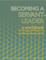 Becoming a Servant-Leader book summary