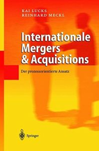 Internationale Mergers & Acquisitions Buchzusammenfassung