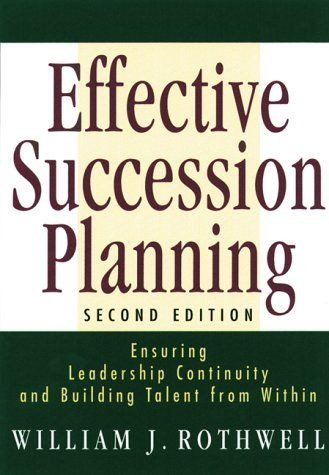 Image of: Effective Succession Planning