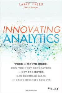 Innovating Analytics book summary