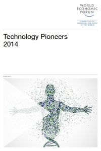 Technology Pioneers 2014 summary