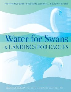 Water for Swans & Landings for Eagles book summary