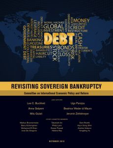 Revisiting Sovereign Bankruptcy