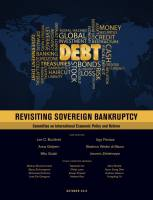Revisiting Sovereign Bankruptcy summary