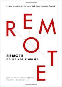 Remote book summary