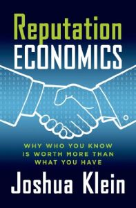 Reputation Economics book summary