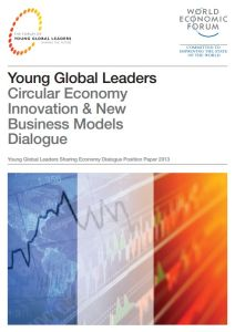 Circular Economy Innovation & New Business Models Dialogue summary