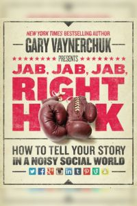 Jab, Jab, Jab, Right Hook book summary