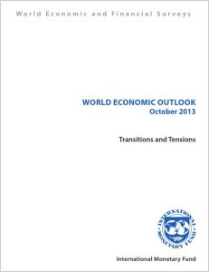 World Economic Outlook October 2013