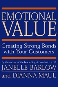 Emotional Value book summary
