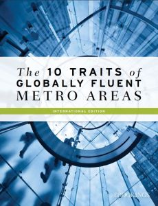 The 10 Traits of Globally Fluent Metro Areas  summary