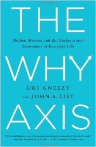 The Why Axis book summary