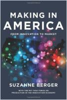 Making in America book summary