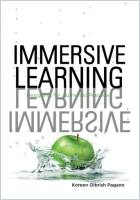 Immersive Learning book summary