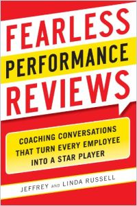 Fearless Performance Reviews book summary