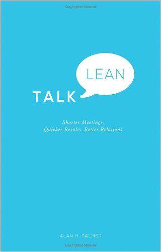 Image of: Talk Lean