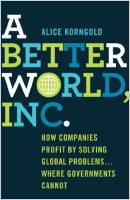 A Better World, Inc. book summary