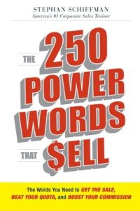 The 250 Power Words That Sell book summary