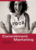 Commitment Marketing Buchzusammenfassung