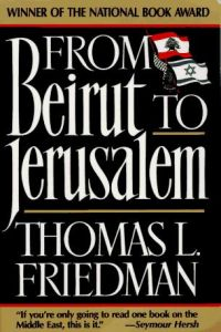 From Beirut to Jerusalem book summary
