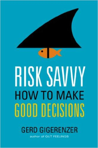 Image of: Risk Savvy