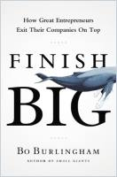 Finish Big book summary