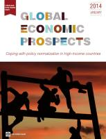 Global Economic Prospects (Vol. 8) summary