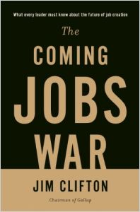 The Coming Jobs War book summary