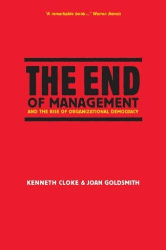 Image of: The End of Management