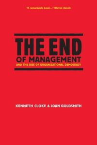 The End of Management book summary