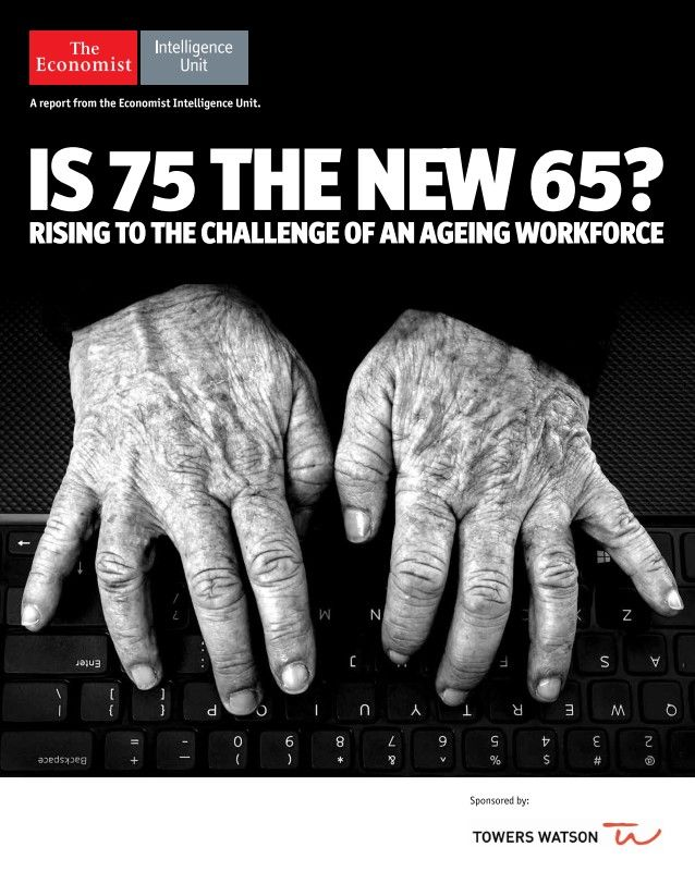 Image of: Is 75 the New 65?