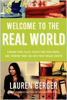 Welcome to the Real World book summary