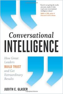 Conversational Intelligence book summary