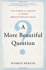 A More Beautiful Question book summary