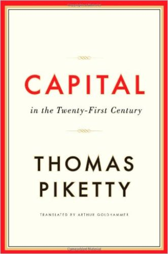 Image of: Capital in the Twenty-First Century